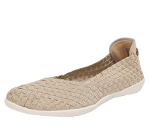 Slipper 'catwalk' gold