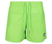 Shorts neongrün