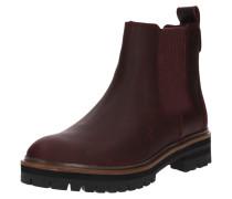 Chelsea Boots 'London Square' bordeaux