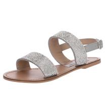 Sandalen 'alea' silber