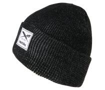 Mütze 'Smurpher Heavy' schwarzmeliert