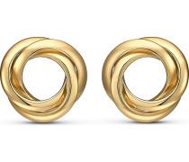 Ohrstecker '87495248' gold