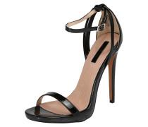Sandalette 'lara' schwarz