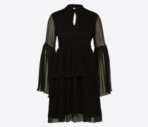 Kleid 'Kourtney' schwarz