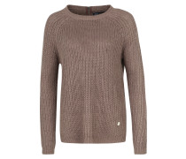 Pullover 'ONLNew Ana' taupe