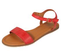 Sandale 'lara' rot