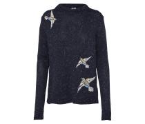 Pullover 'beady Bird' navy