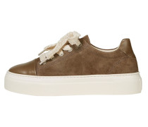 Sneakers Low taupe