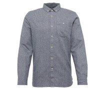 Casual-Hemd mit Button-Down-Kragen