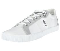 Sneaker 'adan' hellgrau / weiß