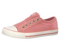 Schnürungsloser Sneaker rosa