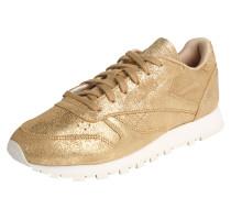 Sneaker 'shimmer' gold