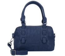 Handtasche 'Eunike' 26 cm blau