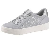 Sneakers silbergrau / silber