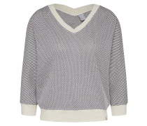3/4-Sleeve Shirt 'Comb' marine