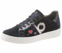Sneaker 'Fergie Revo' navy / silber