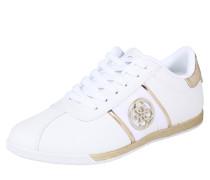 Sneaker 'Rylinn' gold / weiß