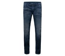 Jeans im Old Dark Vintage Look