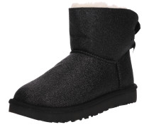 Boots 'Mini Bailey Bow Sparkle' schwarz