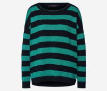 Pullover '22012' grün / schwarz