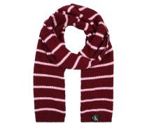Schal 'J Knit CK Mono Scarf' pink