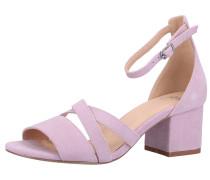 Sandalen flieder
