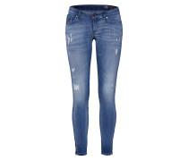 Jeans 'Skinzee-Low-Zip' blue denim
