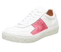 Sportschuhe pink / weiß