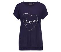 T-Shirt 'pantea' dunkelblau