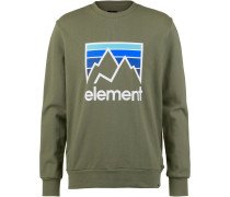 Sweatshirt ' Joint' khaki