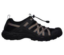 Sneaker 'Garver-Resano' schwarz / beige