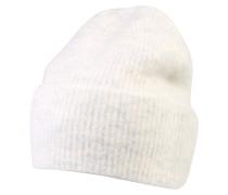 Mütze wollweiß