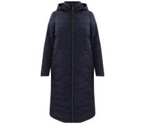 Mantel kobaltblau