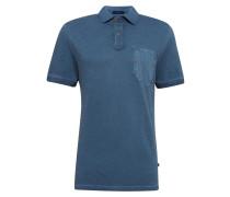 Poloshirt dunkelblau