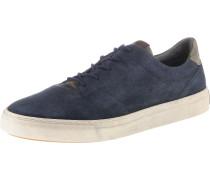 Sneakers Low blau / grau