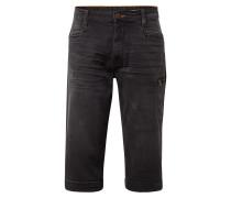 Shorts 'Morris' black denim