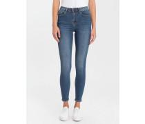 Jeans 'Judy' dunkelblau
