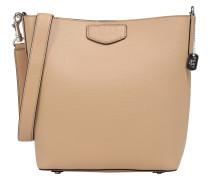 Schultertasche 'sullivan-Bucket' beige / rosa
