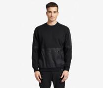 Sweatshirt 'alois ' schwarz
