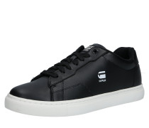 Sneaker 'Cadet' weiß / schwarz