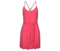 Strandkleid pink