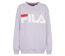 Classic Logo Sweater flieder
