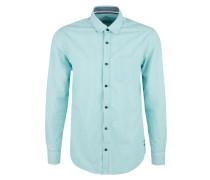 Regular: Hemd mit Längsstreifen