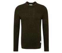 Pullover 'stanford' dunkelgrün