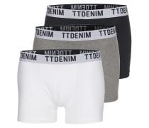 Boxershorts 'trunks triple pack'