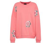 Sweatshirt 'Rose' rosa