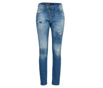 Boyfriendjeans blue denim