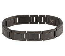Glieder-Armband schwarz