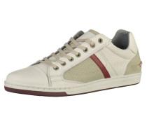 Sneaker bordeaux / weiß