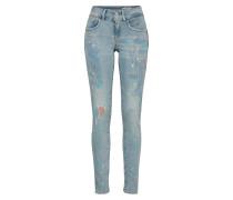 Jeans 'Lynn-b mid skinny wmn'